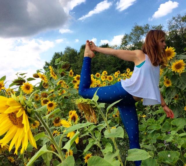 Yoga avec Stéphanie