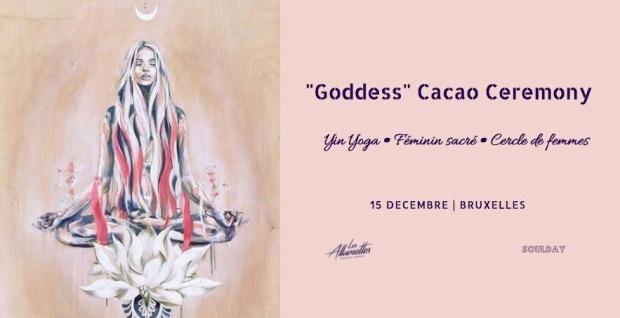 cacao goddess ceremony